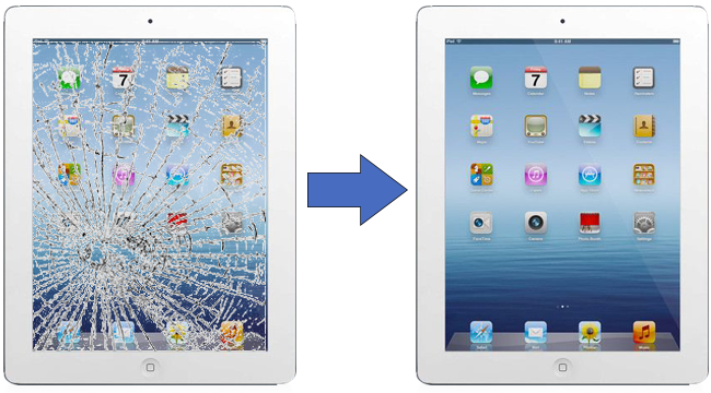 ipad-2-and-3-cracked-to-fixed-white